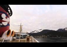 Sailing to Alaska